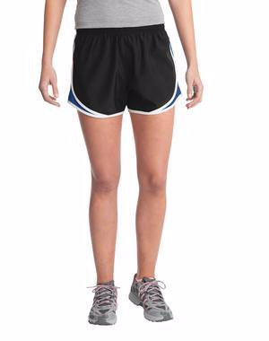 Sport-Tek Ladies Cadence Short. LST304