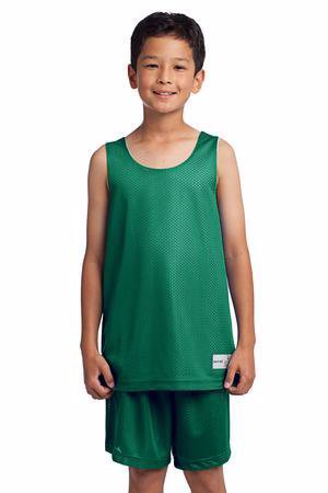 Sport-Tek Youth PosiCharge Classic Mesh Reversible Tank. YST500