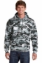 Port & Company Core Fleece Camo Pullover Hooded Sweatshirt. PC78HC