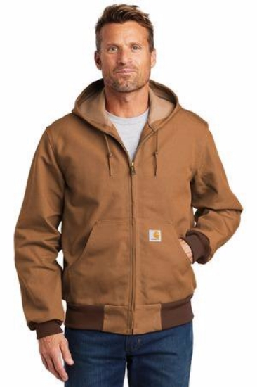 Carhartt  Thermal-Lined Duck Active Jac. CTJ131