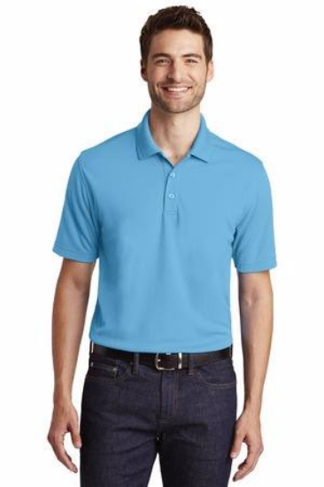 Port Authority Dry Zone UV Micro-Mesh Polo. K110