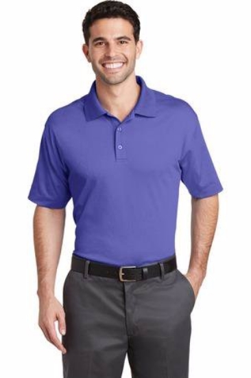 Port Authority Rapid Dry Mesh Polo. K573