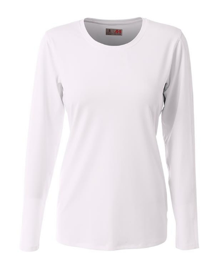 Ladies' Spike Long Sleeve Volleyball Jersey - NW3015