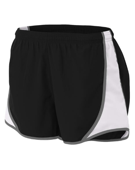 "Ladies' 3"" Speed Shorts - NW5341"