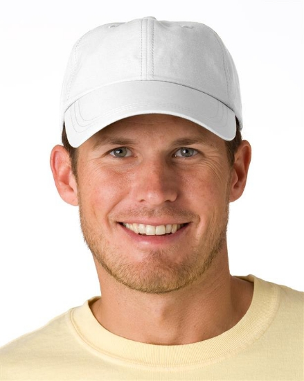 6-Panel UV Low-Profile Cap with Elongated Bill - SH101