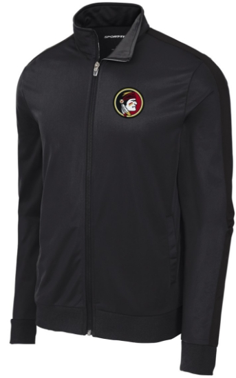 Picture of MCG - Men's Tricot Track Jacket (Embroidered)