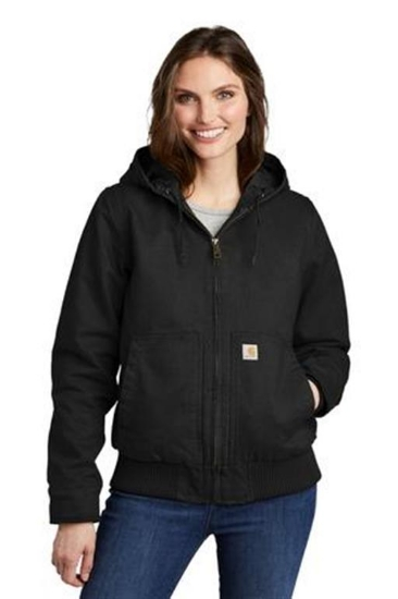 Carhartt Women's Washed Duck Active Jac. CT104053